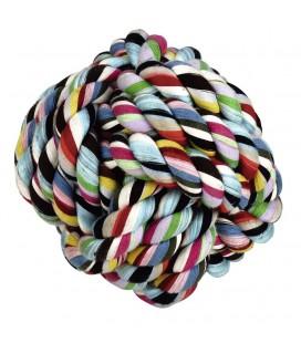 Papillion palla in cotone multi color XL