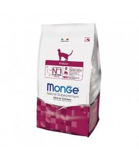 Monge gatto indoor croccantini kg 1.5