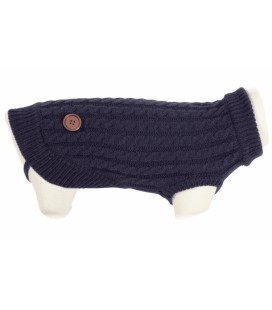 Zolux pullover Dandy Blu Marin taglia 25