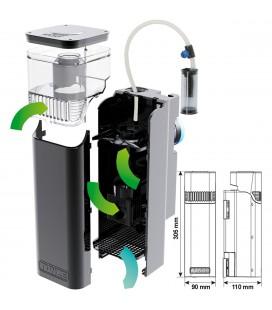 Tunze Comline Doc skimmer 9004 - Schiumatoio interno e/o esterno da sump per acquari da 60 a 250 LT