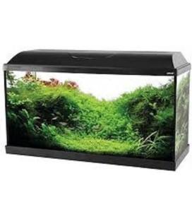 Zolux acquario iseo 100 accessoriato 106 litri- Nero - cm. 101x31x47,5H
