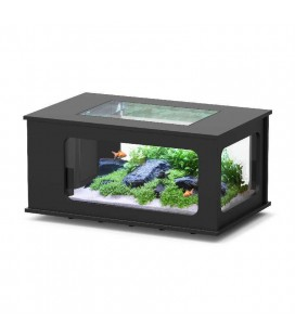 Aquatlantis Aquatable led 100x63cm (Colore : Nero)