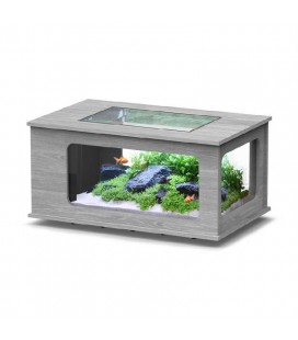 Aquatlantis Aquatable led 100x63cm (Colore : Cemento)