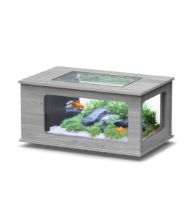 Aquatlantis Aquatable led 100x63cm (Colore : Ash grey)