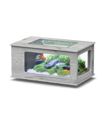 Aquatlantis Aquatable led 100x63 Rovere bianco