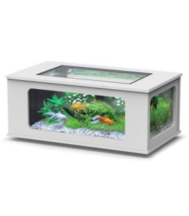 Aquatlantis Aquatable led cm130x75x57h (Colore : Bianco)