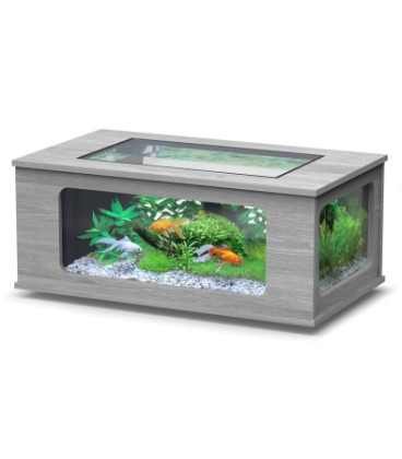 Aquatlantis Aquatable led cm130x75x57h ASH GREY