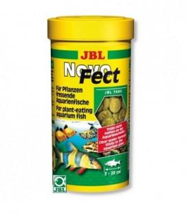 Jbl Novo Fect pasticche vegetali 100 ml