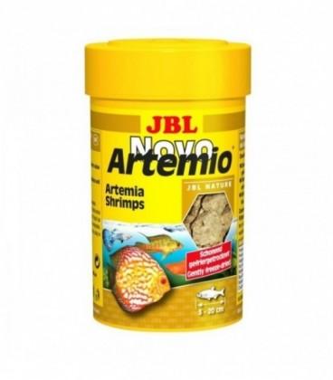 Jbl Novo artemio artemia salina liofilizzata g.18/ml 250