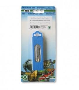 Jbl kit 5 lamette ricambio Aqua - T handy