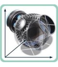 Tunze Turbelle® nanostream® 6015 pompa di movimento per acquari da 40 a 200 LT