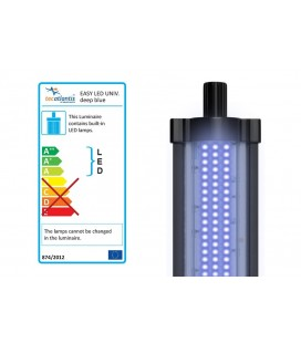 Aquatlantis easy led marine 2.0 Deep Blù 1047 mm-25000K - 52 WATT