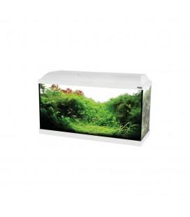 Zolux acquario iseo 100 accessoriato 106 litri- Bianco - cm. 101x31x47,5H