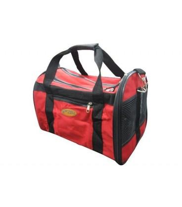 Pet Tribe Carry Borsa trasporto rossa cm 52