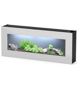 Aquatlantis AQUAPLASMA 120 BIANCO (acquario quadro)