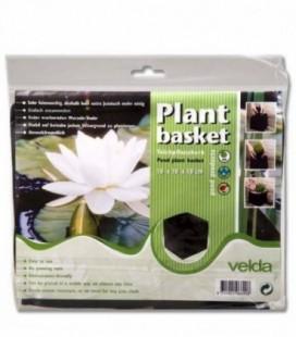 Velda Plant basket tondo 25 x 20cm (vaso galleggiante per piante da laghetto)