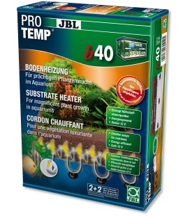 JBL PROTEMP b40 II cavetto riscaldante 40 watt per acquari da 200 a 400 lt