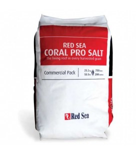 RED SEA SALE CORAL PRO PER 210 LITRI SECCHIELLO DA 7 KG