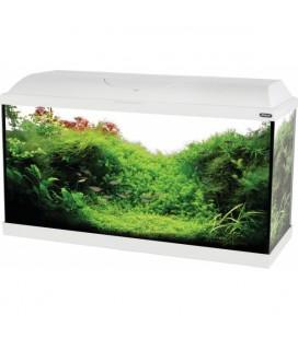 Prodac acquario 80x30x40 cm accessoriato bianco 96 lt