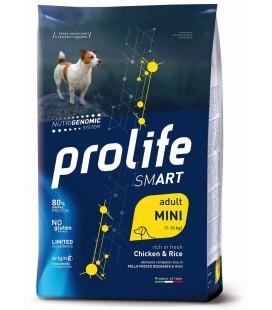 Profile smart cani adulti mini al Pollo e Riso kg. 2.5 secco