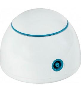 Zolux areatore igloo 100 una via per acquario da 40 fino a 100 litri colore bianco