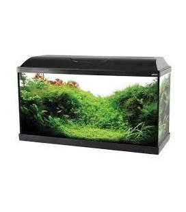 Prodac acquario 80x30x40 cm accessoriato nero 96 lt