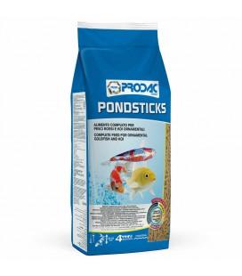 Prodac PONDSTICKS 1 KG 8300 ML alimento speciale in sticks per pesci rossi e koi