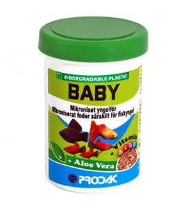 PRODAC BABY FOOD 50 ml mangime per avannotti