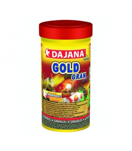 Dajana mangime in granuli per pesci rossi gr.45 100 ml