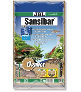 Jbl substrato orange per acquari d'acqua dolce e marina 5kg