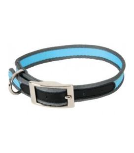 """Zolux collare per cani """"Summer"""" cm 40 blu"""