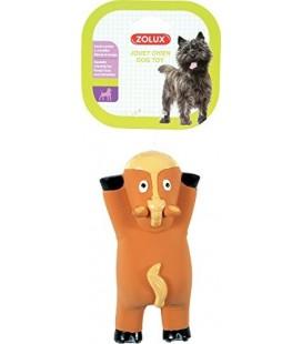 Zolux Cavallo sdraiato giocattolo in lattice per cani 16 x 8,5 x 5 cm
