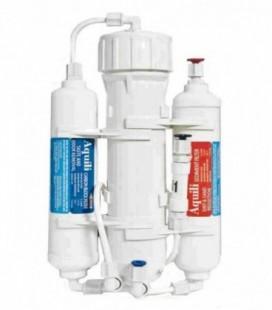 Aquili Classic kit osmosi inversa 3 stadi NOVITA' com menbrana 75 gld 283 litri al giorno