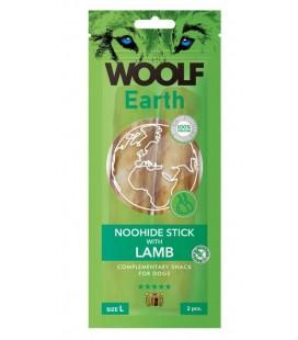 Woolf Earth NOOHIDE L Stick con Agnello gr 85 2 pezzi