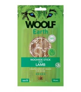 Woolf Earth NOOHIDE S Stick con Agnello gr 90 10 pezzi