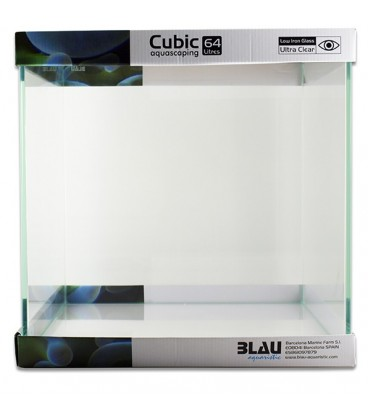 Blau Acquascape Cubic 64 (cm40x40x40h)