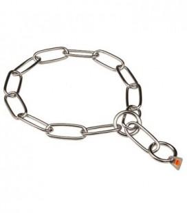 Giumar Collare in metallo strangolo salvapelo cm 55