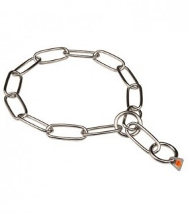 Giumar Collare in metallo strangolo salvapelo cm 60