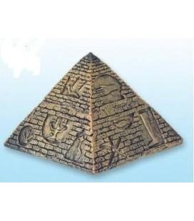 Deckor decorazione in resina piramide con simboli