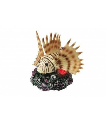 Europet decorazione in resina pesce istrice