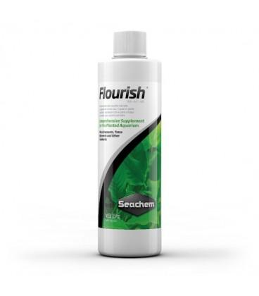 Seachem Flourish 250 ml (Fertilizzante / integratore naturale per le piante)