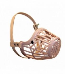 Giumar Muserula Lupo in plastica con cinturino in naylon misura 3 cm 6x9x5.5