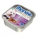Monge Fresh pate' e bocconcini in vaschetta con agnello gr.100