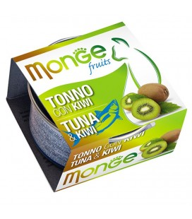 Monge Fruits Kitten in scatola con tonno e aloe gr.80