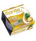 Monge Fruits in scatola con tonno e ananas gr.80