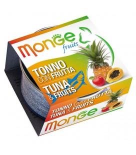 Monge Fruits in scatola con tonno e frutta gr.80