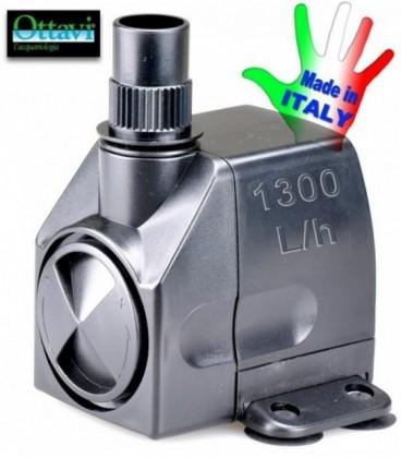 Ottavi Futura 1300L/H pompa di ricircolo per acquari fino a 200LT