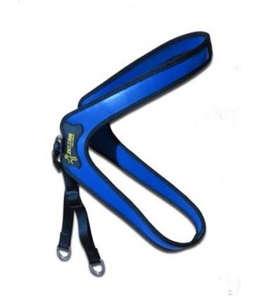Pet Tribe Pettorina Agile per cani fino a 3 kg misura 1 Blu