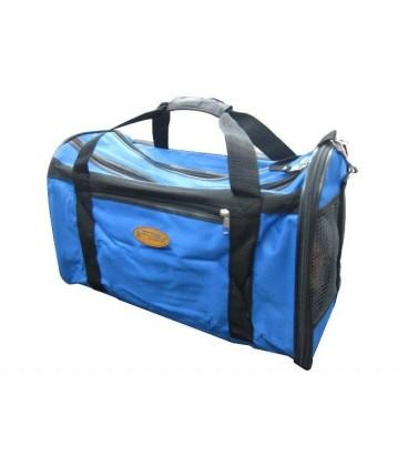 Pet Tribe Carry Borsa trasporto 42 cm blu