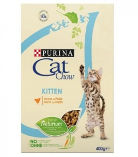 Purina Cat Chow Naturium Kitten con pollo kg.1.5